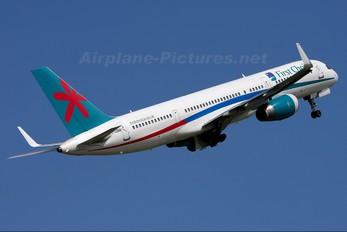 G-OOBG - First Choice Airways Boeing 757-200