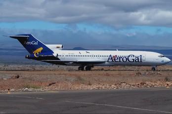 HC-CDJ - Aerogal Boeing 727-200 (Adv)