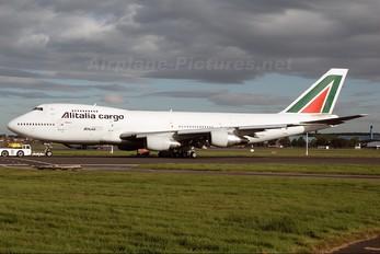 N535MC - Alitalia Cargo Boeing 747-200F