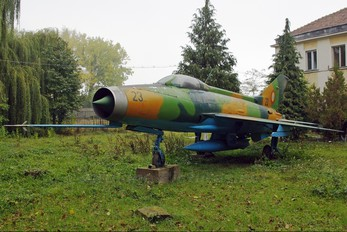 23 - Romania - Air Force Mikoyan-Gurevich MiG-21F-13