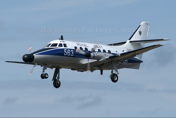 ZA110 - Royal Navy Scottish Aviation Jetstream T.2
