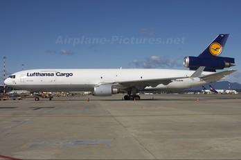 D-ALCM - Lufthansa Cargo McDonnell Douglas MD-11F