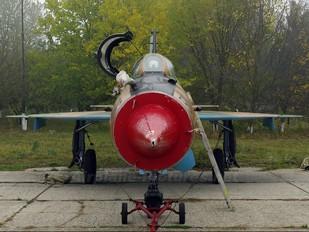 506 - Romania - Air Force Mikoyan-Gurevich MiG-21 LanceR A