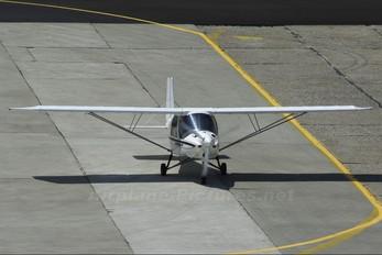 YR-5209 - Romanian Airclub Ikarus (Comco) C42