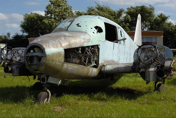 G-ARBN - Unknown Piper PA-23 Apache