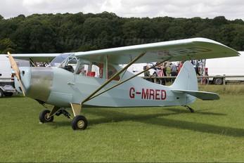 G-MRED - Private Christavia Mk1
