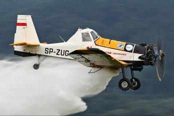 SP-ZUG - Private PZL M-18 Dromader