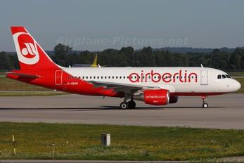D-ABGN - Air Berlin Airbus A319