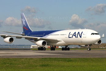 CC-CQF - LAN Airlines Airbus A340-300