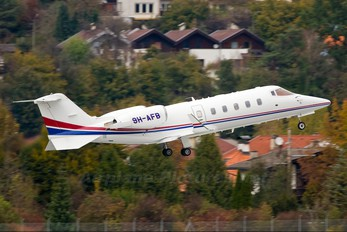 9H-AFB - Europe Executive Jet Services Learjet 60XR