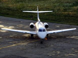 M-ALUN - Private British Aerospace BAe 125