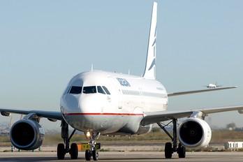 SX-DVR - Aegean Airlines Airbus A320
