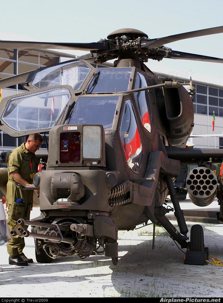 Italy - Army MM81421 aircraft at Farnborough