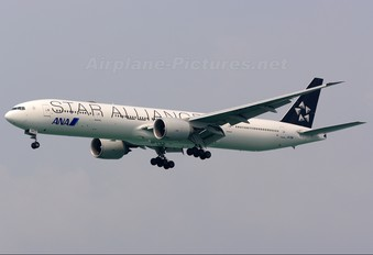 JA731A - ANA - All Nippon Airways Boeing 777-300ER