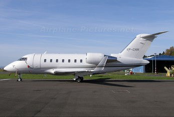 VP-CHH - Private Canadair CL-600 Challenger 605