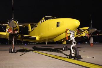G-SASC - Scottish Ambulance Service Beechcraft 200 King Air