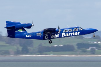 ZK-LGC - Great Barrier Airlines Britten-Norman BN-2 III Trislander