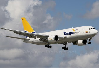 N770QT - Tampa Cargo Boeing 767-200F