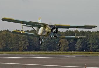 0856 - Poland - Air Force Antonov An-2