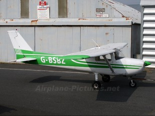 G-BSBZ - Private Cessna 150