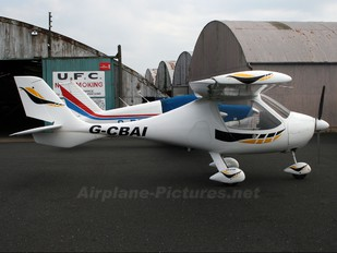 G-CBAI - Northern Ireland Microlights Flight Design CTsw