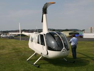G-OHVR - Private Robinson R44 Astro / Raven