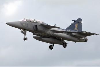 39802 - Sweden - Air Force SAAB JAS 39B Gripen