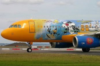 ZK-OJO - Freedom Air Airbus A320