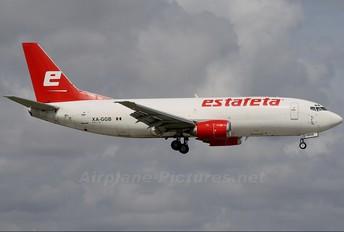 XA-GGB - Estafeta Carga Aerea Boeing 737-300F
