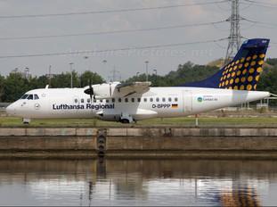 D-BPPP - Contact Air - Lufthansa Regional ATR 42 (all models)