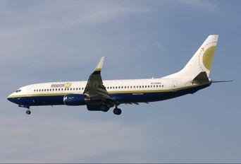 N742MA - Miami Air Boeing 737-800