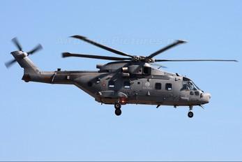 MM81635 - Italy - Navy Agusta Westland AW101 410 Merlin (Italy)