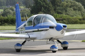 G-BFXX - Private Grumman American AA-5B Tiger