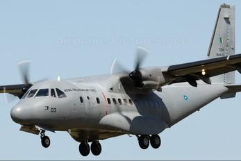 M44-03 - Malaysia - Air Force Casa CN-235