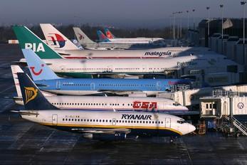 EI-CJI - Ryanair Boeing 737-200