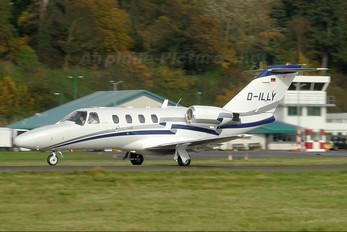 D-ILLY - Private Cessna 525 CitationJet