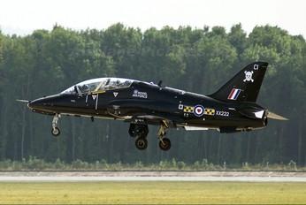 XX222 - Royal Air Force British Aerospace Hawk T.1/ 1A