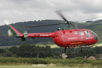 G-WAAS - Wales Air Ambulance Bolkow Bo.105
