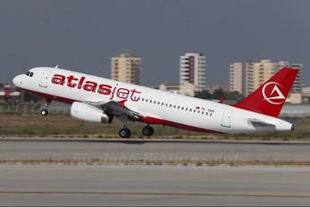 TC-OGI - Atlasjet Airbus A320
