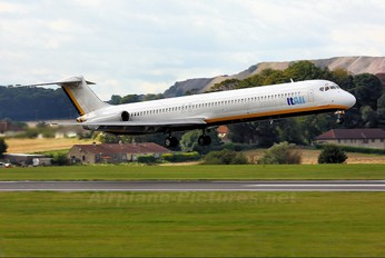 I-DAWW - Itali Airlines McDonnell Douglas MD-82