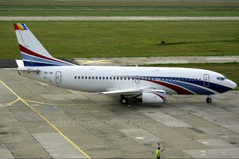 YR-TIB - Ion Tiriac Air Boeing 737-300