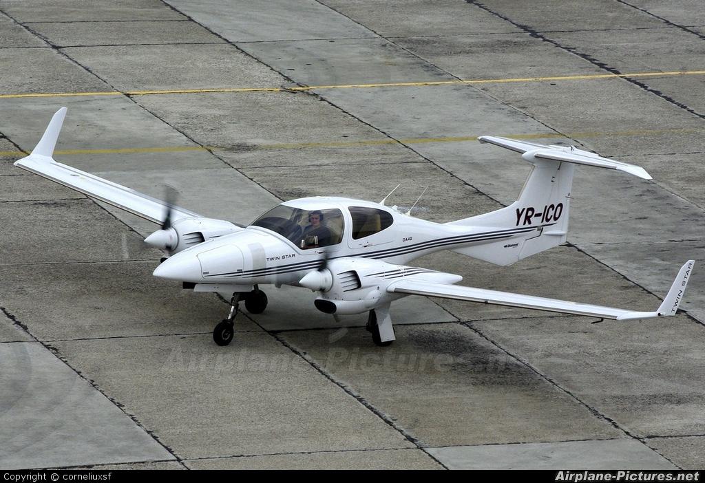 Regional Air Services YR-ICO aircraft at Bacau