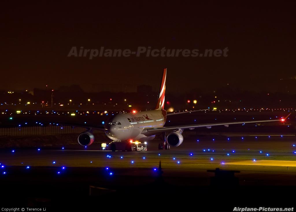 Air Mauritius 3B-NBL aircraft at Toulouse - Blagnac