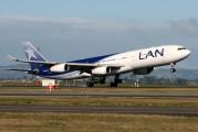 CC-CQE - LAN Airlines Airbus A340-300 aircraft