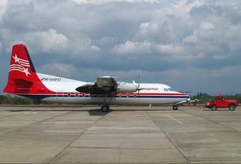 HP-541PST - Air Panama Fokker F27