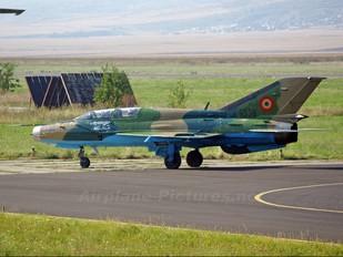 9536 - Romania - Air Force Mikoyan-Gurevich MiG-21 LanceR B