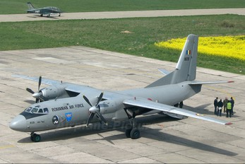 809 - Romania - Air Force Antonov An-26 (all models)