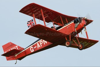 G-APNT - Private Currie WOT