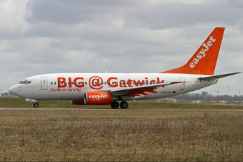 G-EZJD - easyJet Boeing 737-700