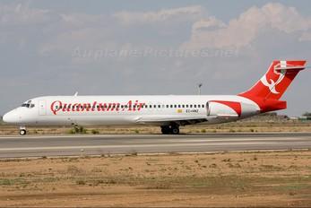 EC-HNZ - Quantum Air Boeing 717